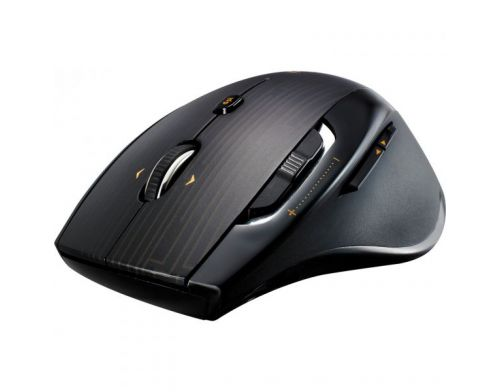 Фото №2 - RAPOO Wireless Laser Mouse black (7800р)