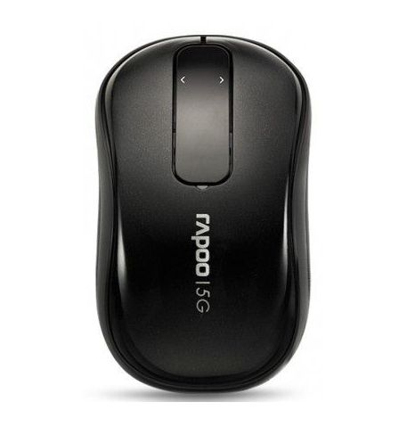 Фото №1 - RAPOO Wireless Touch Mouse black (T120p)