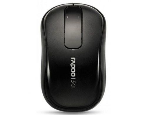 Фото №5 - RAPOO Wireless Touch Mouse black (T120p)