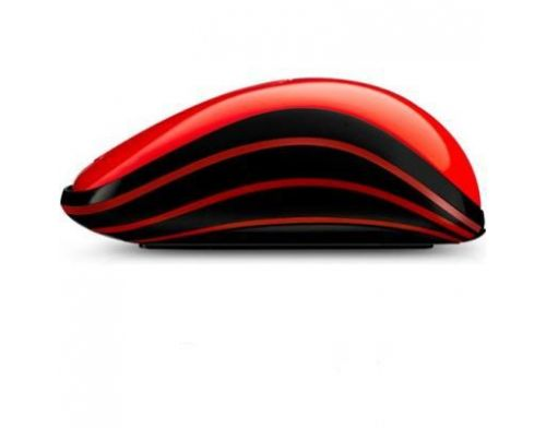 Фото №5 - RAPOO Wireless Touch Mouse red (T120p)