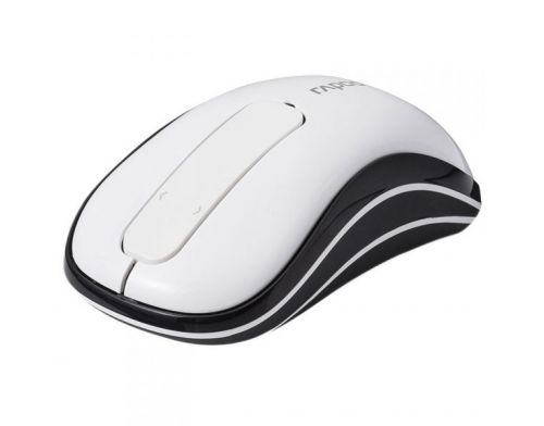Фото №4 - RAPOO Wireless Touch Mouse white (T120p)