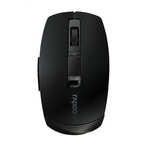 RAPOO Wireless Laser Mouse black (3710p)