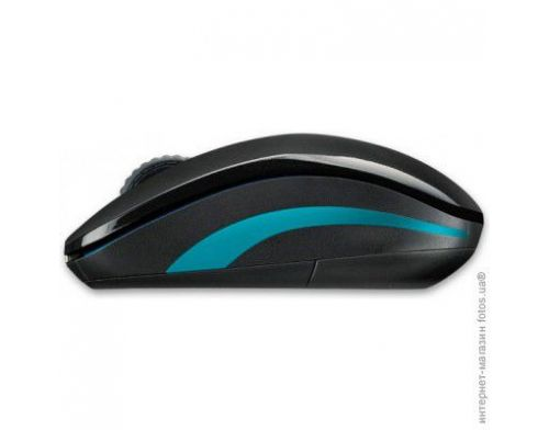 Фото №3 - RAPOO Dual-mode Optical Mouse black (6610)