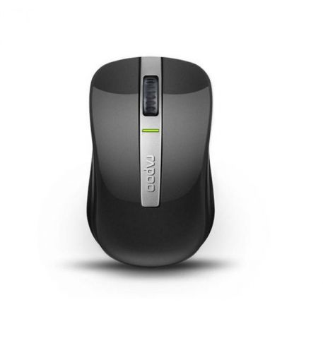 Фото №1 - RAPOO Dual-mode Optical Mouse gray (6610)