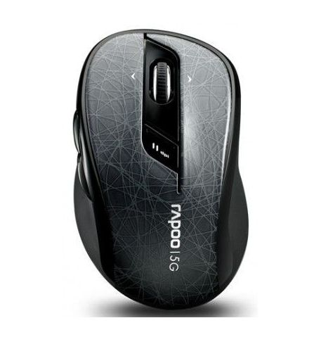 Фото №1 - RAPOO Wireless Optical Mouse gray (7100p)