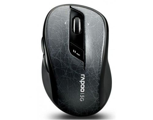 Фото №2 - RAPOO Wireless Optical Mouse gray (7100p)
