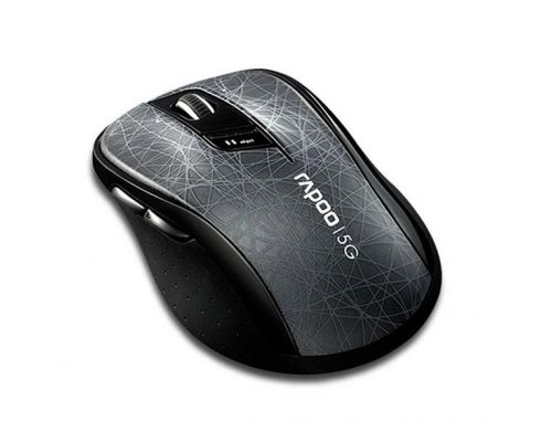 Фото №5 - RAPOO Wireless Optical Mouse gray (7100p)
