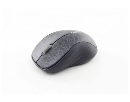 Фото №5 - RAPOO Bluetooth Optical Mouse black (6080)