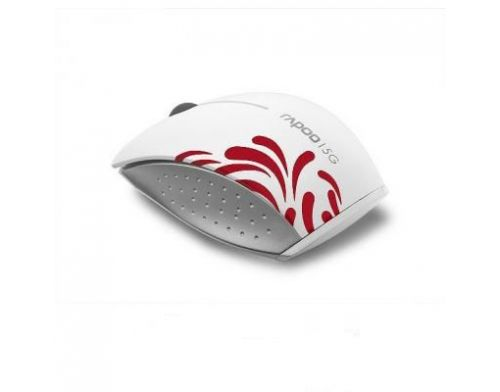 Фото №3 - RAPOO Wireless Optical Mini Mouse white (3300р)