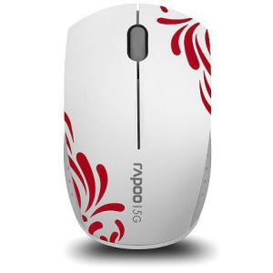 RAPOO Wireless Optical Mini Mouse white (3300р)