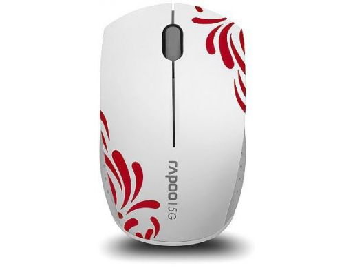 Фото №2 - RAPOO Wireless Optical Mini Mouse white (3300р)