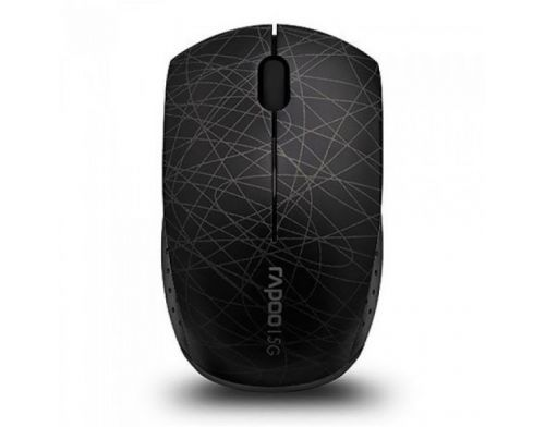 Фото №2 - RAPOO Wireless Optical Mini Mouse black (3300р)