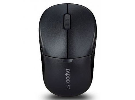 Фото №1 - RAPOO Wireless Optical Mouse gray (1090р)