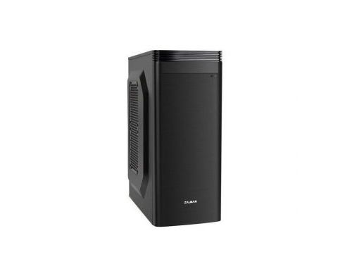 Фото №2 - Корпус ZALMAN ZM-T1 Plus (Black) mATX/Mini ITX/Mini Tower