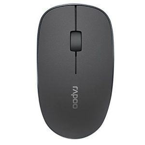 RAPOO Wireless Optical Mouse grey (3510)