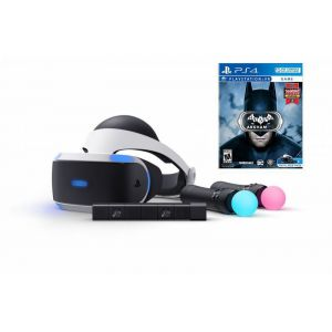 Playstation VR Bundle + Игра Batman Arkham VR
