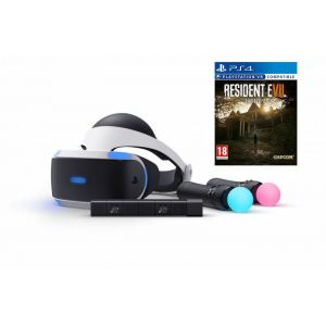 Playstation VR Bundle + Игра Resident Evil 7 Biohazard