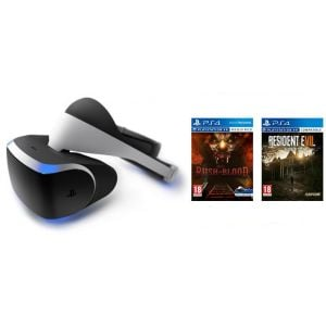 Playstation VR Horror Bundle