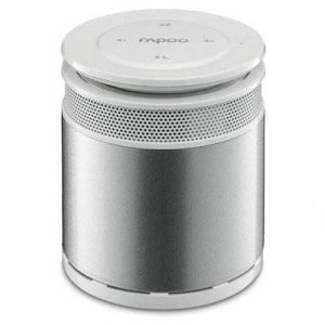 RAPOO Bluetooth Mini Speaker silver (A3160)