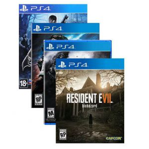 Resident Evil Collection PS4