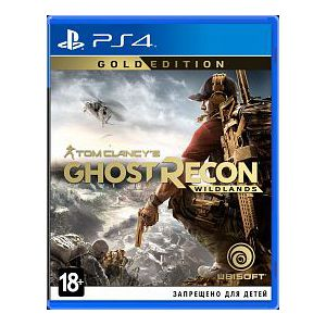 Tom Clancy's Ghost Recon: Wildlands Gold Edition PS4 русская версия