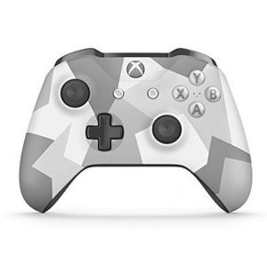 Microsoft Xbox ONE S Controller  Winter Forces
