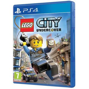 Lego City Undercover PS4 русская версия