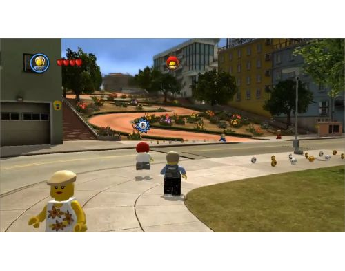 Фото №7 - Lego City Undercover PS4 русская версия