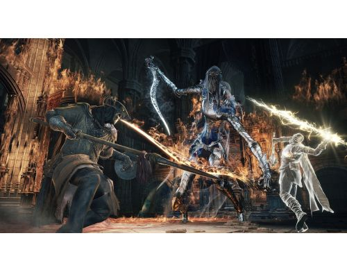 Dark Souls III: The Fire Fades Edition - Game of the Year ...