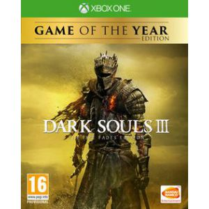 Dark Souls III  Game of the Year Edition XBOX One