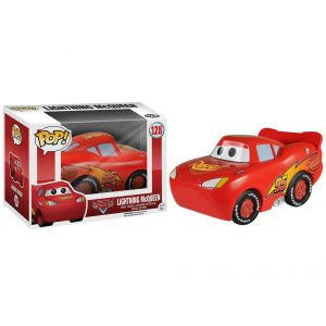 POP! Vinyl: Disney: Cars: Lightning McQueen