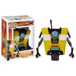 POP! Vinyl: Borderlands: Claptrap