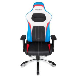 Кресло Akracing Premium V2 Series BLACK&BLUE&RED&WHITE