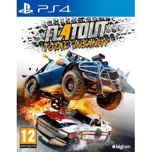 Flatout 4: Total Insanity PS4 русские субтитры