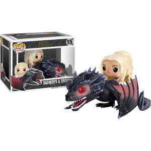 POP! Rides: Game of Thrones: Drogon & Daenerys