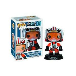 POP! Bobble: Star Wars: Luke Pilot