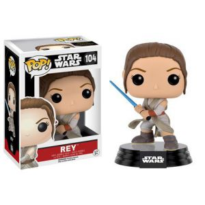 POP! Bobble: Star Wars: E7 TFA: Rey