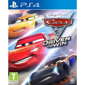 Cars 3 Driven to Win PS4 русская версия