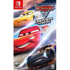 Cars 3 Driven to Win (Switch) русская версия