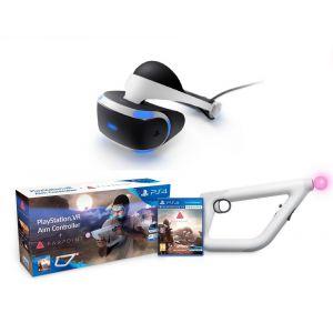 Playstation VR + Farpoint - PSVR Aim Controller Bundle
