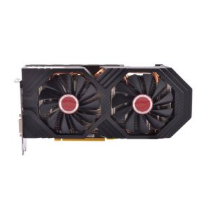 XFX Radeon RX-580P8DBD6 8GB Black Edition (Гарантия 6 месяцев)