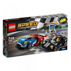 LEGO Speed Champions 2016 FORD GT & FORD GT40 1966 75881