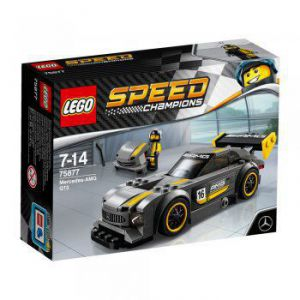 LEGO Speed Champions CHAMPIONS MERCEDES-AMG GT3 75877