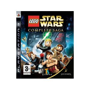 LEGO STAR WARS THE COMPLETE SAGA PS3 б/у