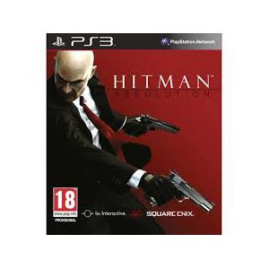 Hitman: Absolution  русский язык PS3 б/у