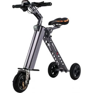 Электровелосипед Remax RT-EB01 Portable electric bike Black