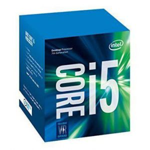 Intel Core i5-7400 3.0GHz/8GT/s/6MB