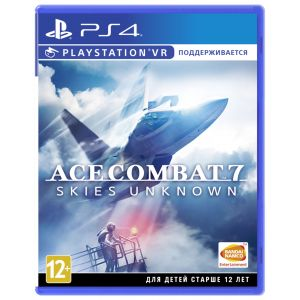 Ace Combat 7: Skies Unknown PS4 русские субтитры