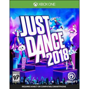 Just Dance 2018 Xbox ONE русская версия