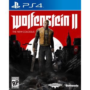 Wolfenstein 2: The New Colossus PS4 русская версия